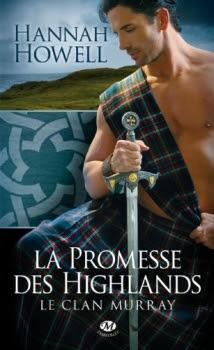 Couverture Le Clan Murray, tome 1 : La promesse des Highlands