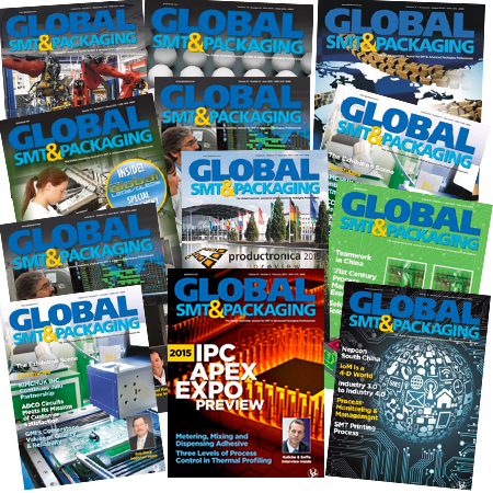 Global SMT & Packaging Magazine - Global SMT & Packaging