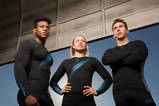 Enflux smart clothes make you your own personal trainer | The HealthTech