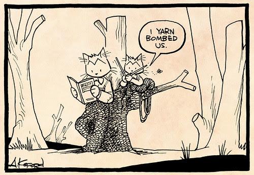 Laugh-Out-Loud Cats #2421 by Ape Lad