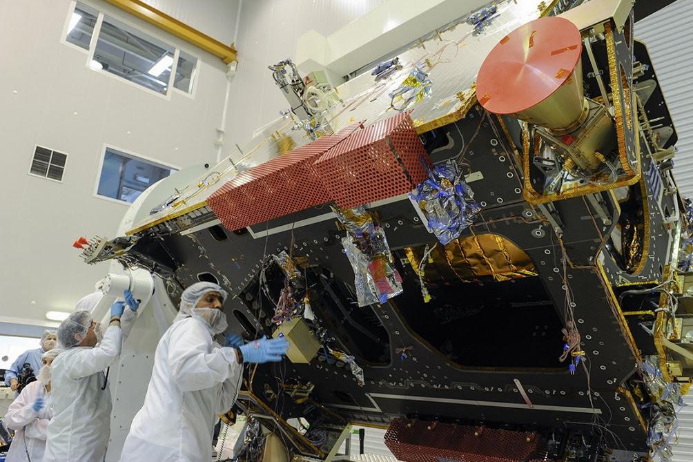 Todo listo para el lanzamiento del Arsat-2 desde la Guayana Francesa