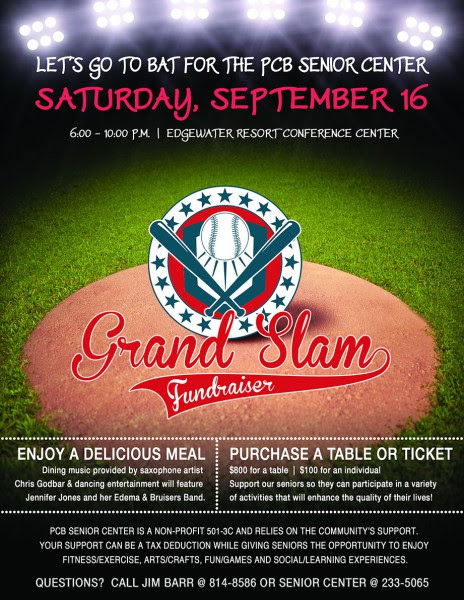 Grand Slam Fundraiser