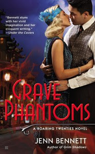 Grave Phantoms (A Roaring Twenties Novel) - Jenn Bennett