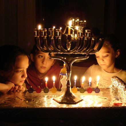 Chanukah Celebrations in the Bay Area