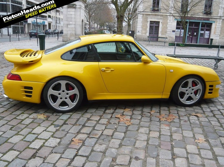 Re You Know You Want To Ruf Turbo R Ctr2 Look Page 1