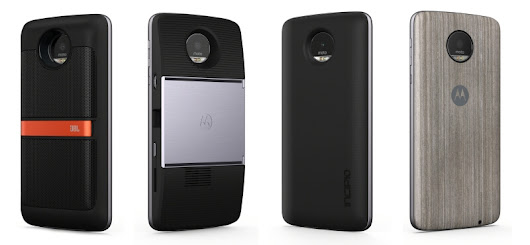 Motorola promises its Moto Mods will be compatible with new Smartphones coming over the next three years!