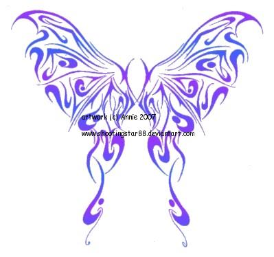 Butterfly 3 version 2
