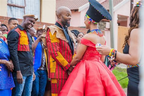 Pics! Inside Broken Vows' Thandi And Uhuru's Traditional