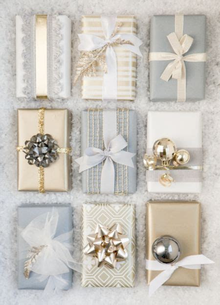 christmas gift wrapping ideas  pinterest