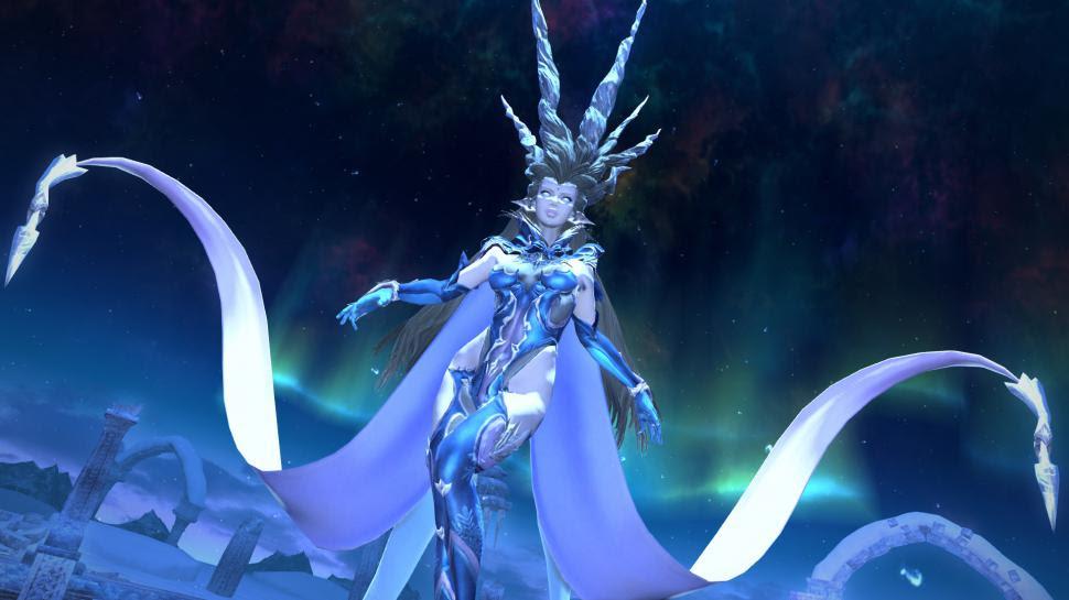 Final Fantasy Xiv Primae Guide Götterdämmerung Shiva Bosskampf Im