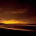 Two Rocks Shoreline at Night