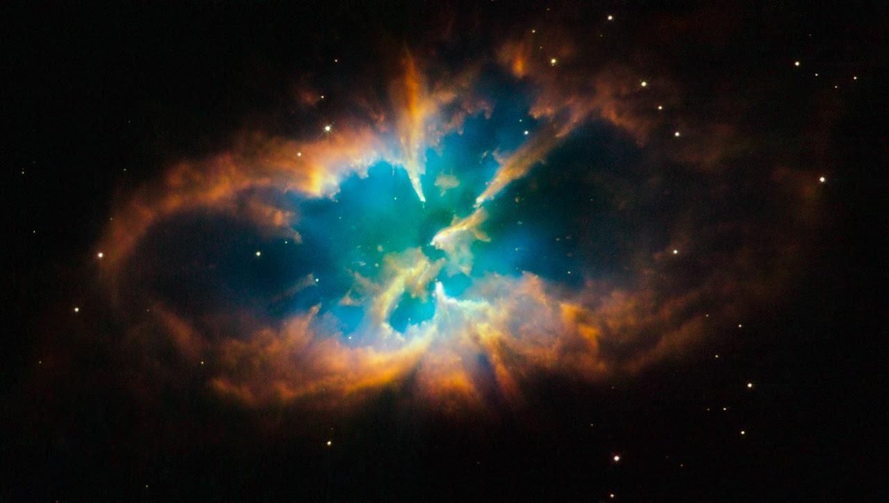 Nebulosa planetaria NGC 2818