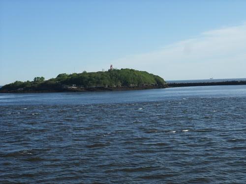 Partridge Island near Saint John