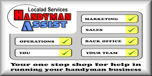 Handyman Assist... Assisting handymen all around the globe. - Localad Services Handyman Assist