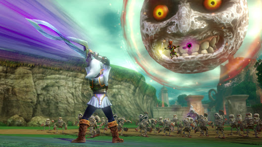 Majora's Mask DLC Collides With Hyrule Warriors Feb. 5