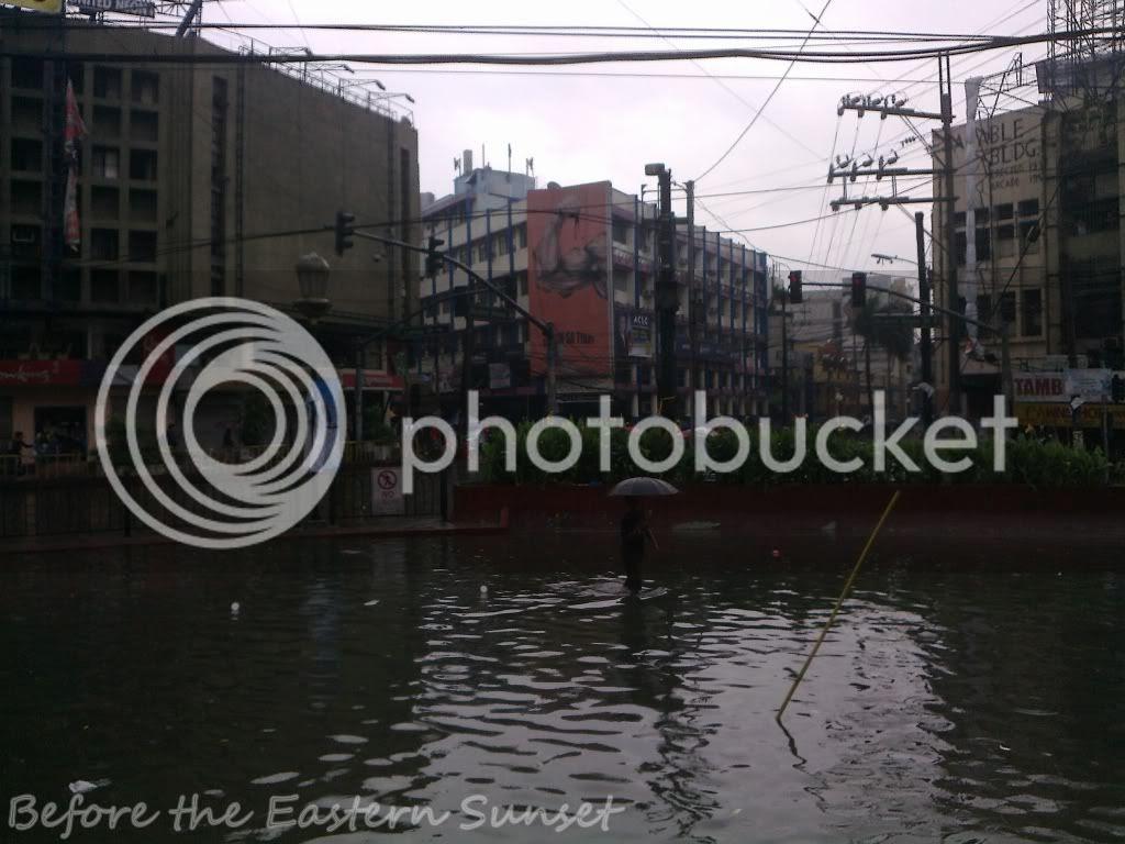 Flooded Morayta