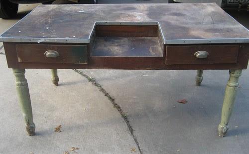 Desk from Cisco