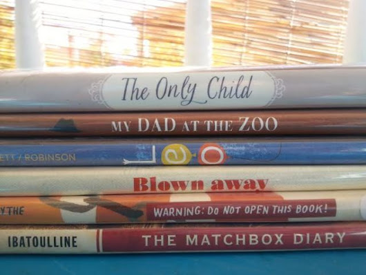 1000 Picture Books in 2016~July