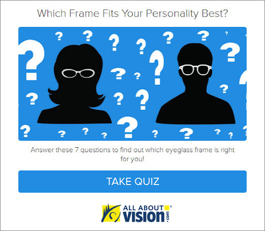Quiz: Which Frames Fit Your Personality?