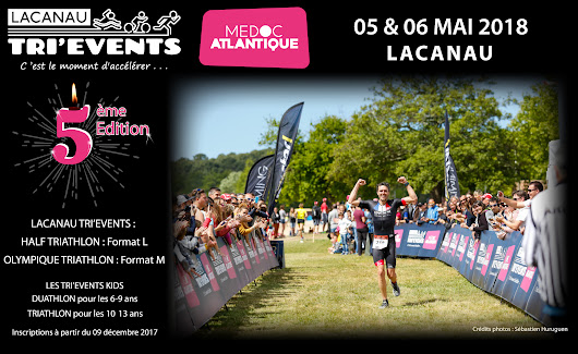 Triathlon en Gironde | Lacanau Tri'Events Médoc Atlantique