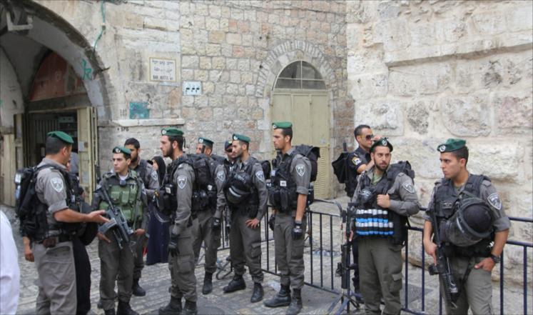 polisi israel