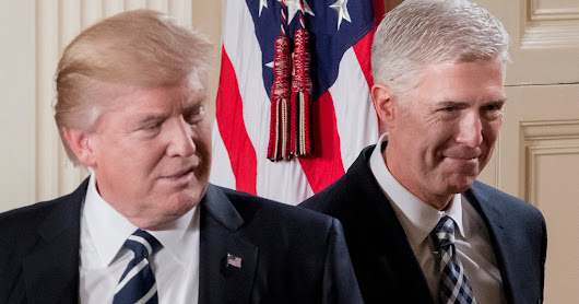 Why Trump chose Neil Gorsuch as his Supreme Court nominee