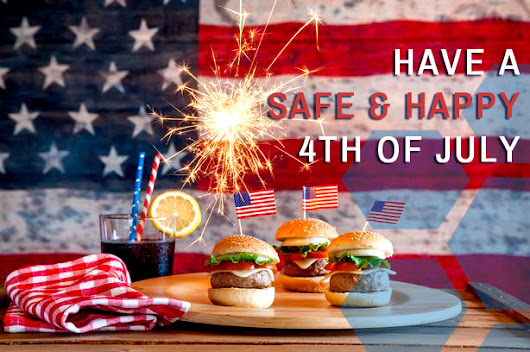 Have a Happy 4th of July – 3 Safety Tips – Conductive - Innovation...expect it