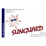 Connecticut Advanced Products Sunguard Slap on Sun Visor, Small