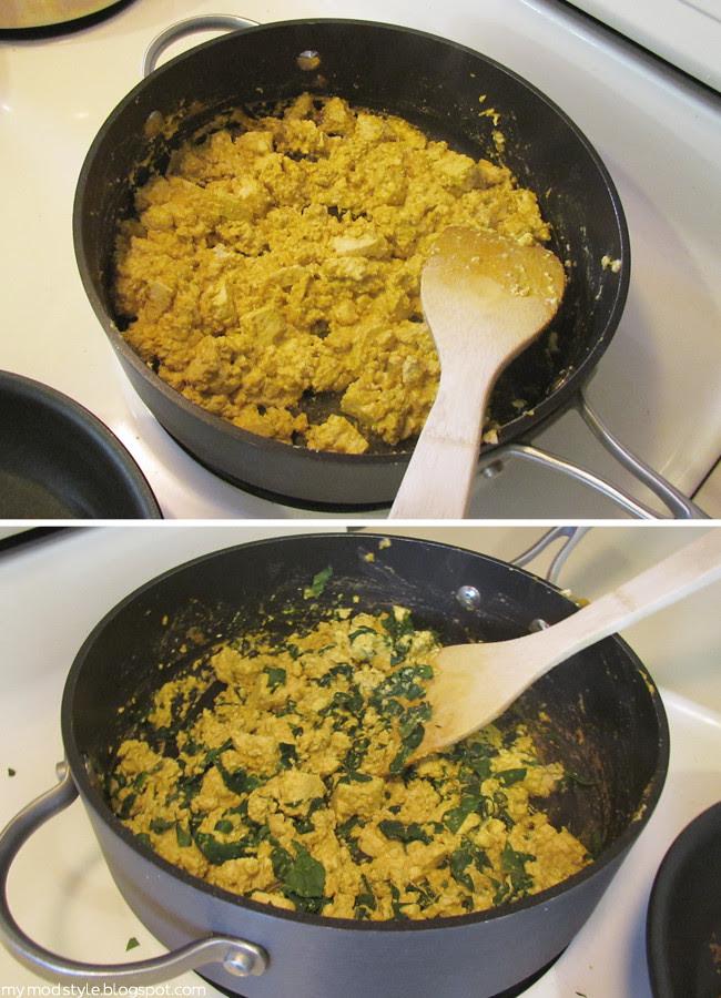 RECIPE pancakes and tofu7
