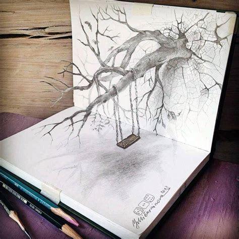pencil drawings bored panda