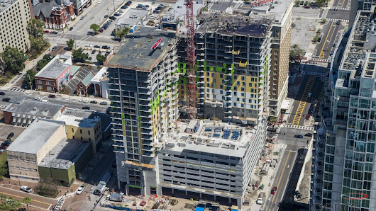 Crane Watch: An interactive map on Tampa Bay development and construction projects - Tampa Bay Business Journal