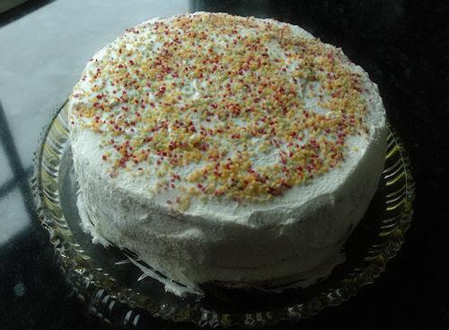 cream cake :: kremkake