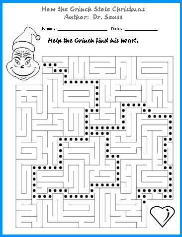 Christmas Decorations Crossword Puzzle Key - Halloween F