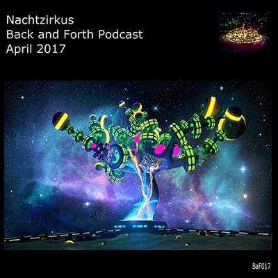 Nachtzirkus - Back And Forth April 2017