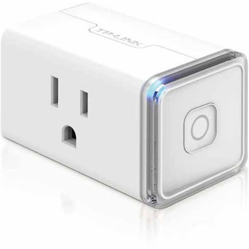 TP-LINK HS105 Smart Plug Mini Smart Plug - Wireless - Android/iOS - Pack of 2
