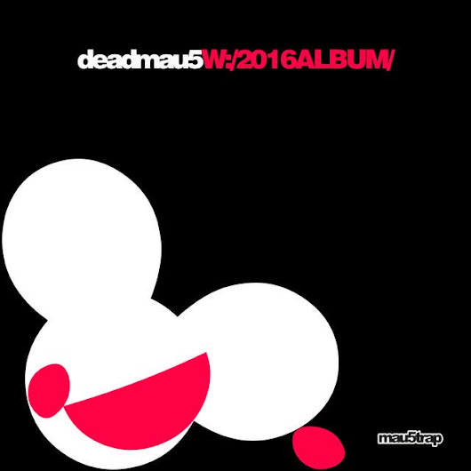 Spotify Web Player - W:/2016ALBUM/ - deadmau5