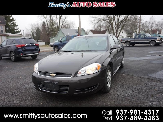 Used 2009 Chevrolet Impala LS for Sale in Greenfield OH 45123 Smitty's Auto Sales