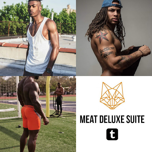 The Foxhole Tumblr Gets A New Outfit and Accessories | inside jamari fox