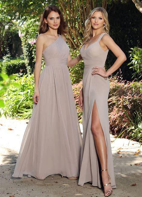 17 Best ideas about Tan Bridesmaid Dresses on Pinterest