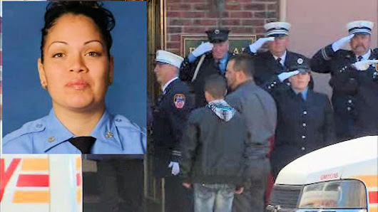 Mourners gather at Bronx wake for EMT Yadira Arroyo |