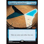 Magic the Gathering Ultimate Box Toppers Temporal Manipulation #6