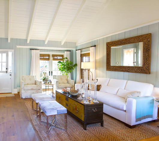 31st Place Addition and Remodel - Traditional - Living Room - los angeles - by Archer Building Group
