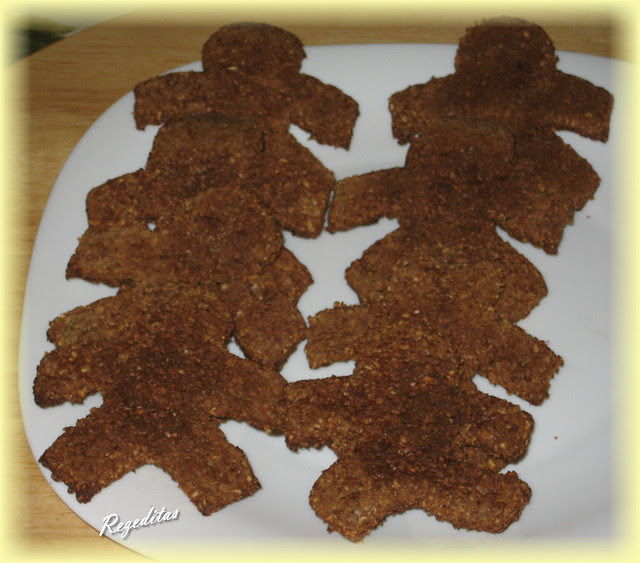 GALLETAS  GINGERBREAD MAN
