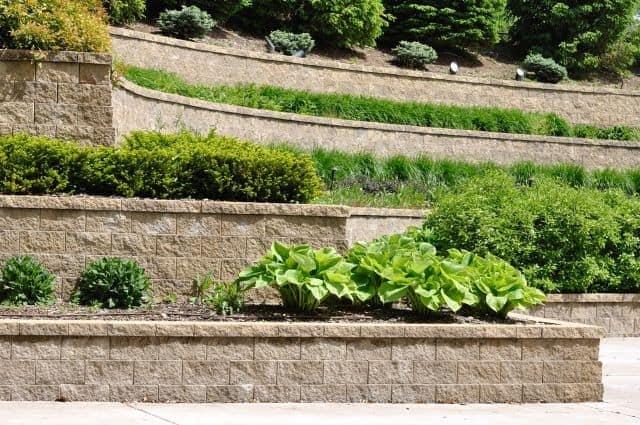 Cool Cheap Garden Wall Ideas images