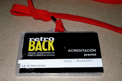 La Arbonaida en RETROBACK 2009