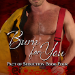 Release Day: BURN FOR YOU