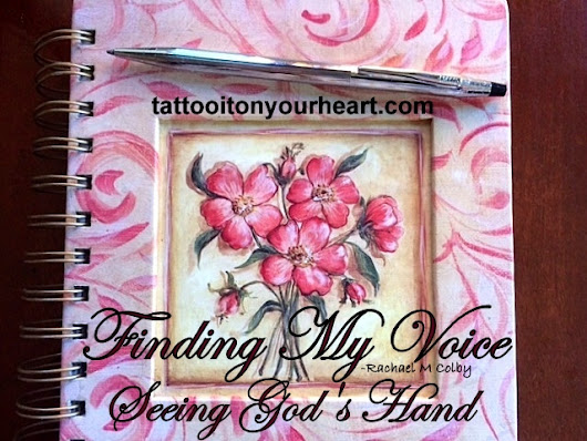 Finding My Voice, Seeing God's Hand