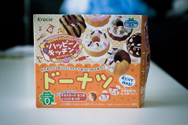Happy Kitchen donuts