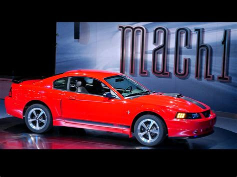 ford mustang mach  ford supercarsnet