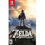The Legend of Zelda: Breath of the Wild - Nintendo Switch (HACPAAAAA)